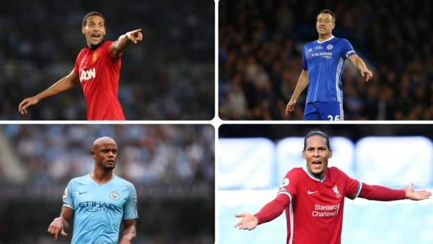 Podcast del Top 10 del partido del día: Lineker, Shearer y Richards clasifican a los mitades centrales de la Premier League