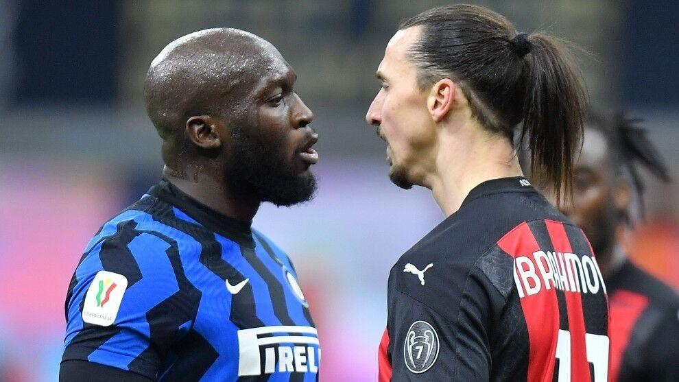 Serie A: Mensaje de Lukaku a Ibrahimovic: ¡Inclínate ante el rey de Milán!