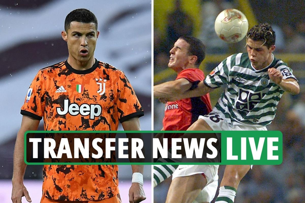 Cristiano Ronaldo 'quiere volver al Sporting de Lisboa', Haaland 'al Real Madrid el PRÓXIMO VERANO'