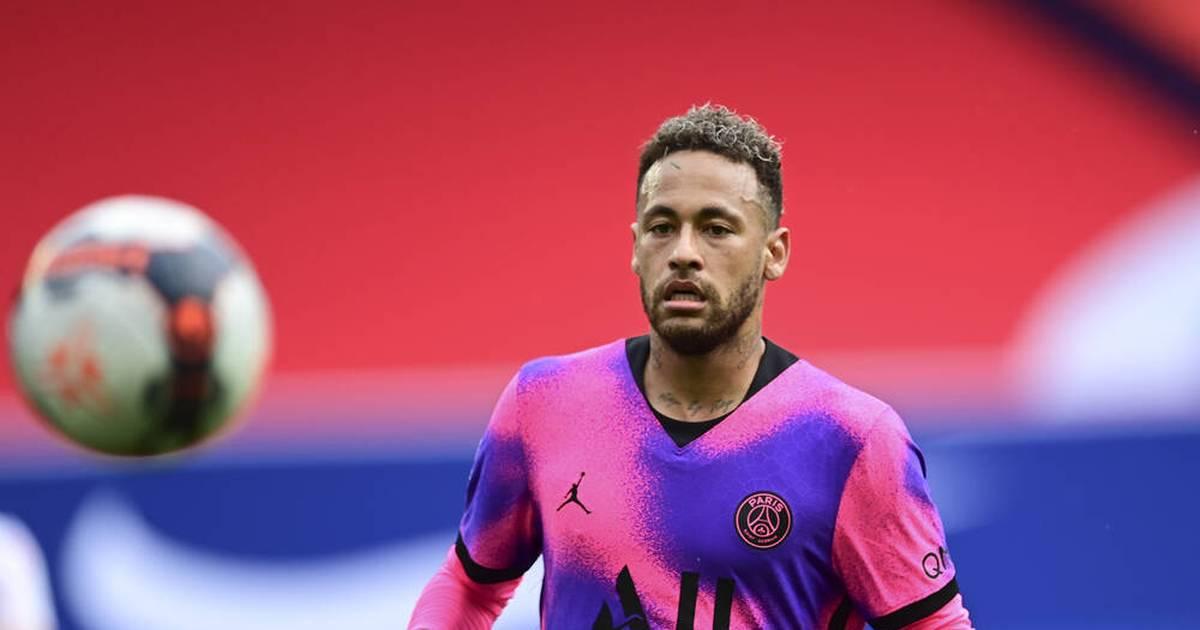 """Neymar: """"... aunque tenga que morir en la cancha"""""""