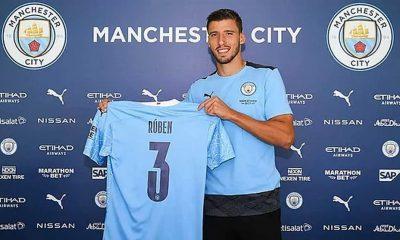 Ruben Dias: La piedra que ha transformado la defensa del Manchester City