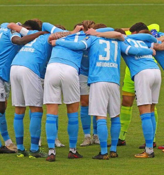 TSV 1860 lucha por el ascenso, FC Bayern contra el descenso