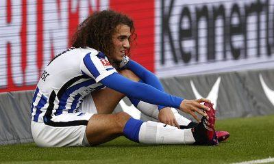 Matteo Guendouzi está de baja el resto de la temporada tras sufrir una fractura de metatarso