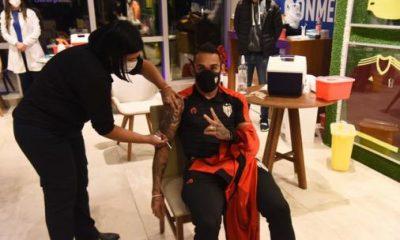 'Querían estar en nuestro lugar', contraataca el Atlético-GO tras recibir críticas por vacunación contra Covid