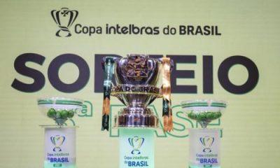 CBF da a conocer la tabla detallada para la tercera fase de la Copa do Brasil;  ver fechas y horarios de los partidos