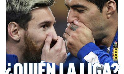 Documentos españoles de hoy: fin de semana clave en la acción de La Liga mientras los rivales por el título Barcelona y Atlético de Madrid luchan
