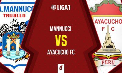 Vía GOLPERU: Mannucci vs. Ayacucho FC  EN VIVO ONLINE vía por la Liga 1