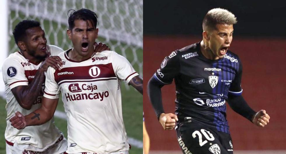 Universitario vs. Independiente del Valle: fecha, hora y canal para ver gratis la Copa Libertadores