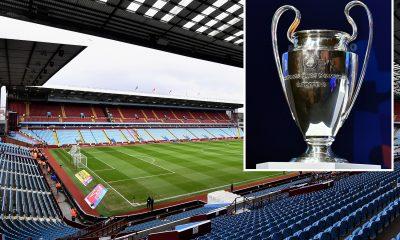 Aston Villa ofrece albergar la final de la Liga de Campeones entre Chelsea y Man City por temor a que el coronavirus asole Turquía