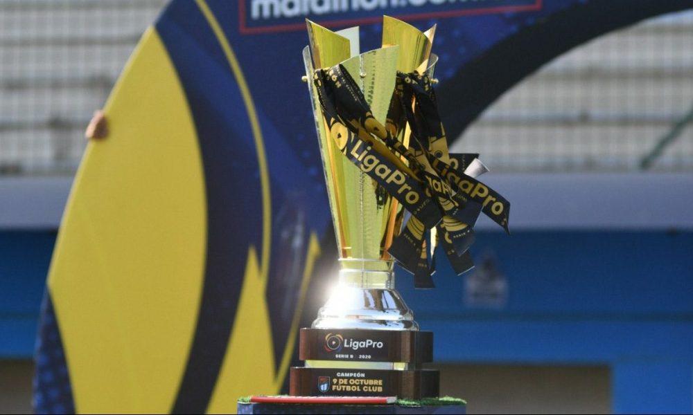 Vuelve la Serie B del fútbol ecuatoriano con horarios confirmados
