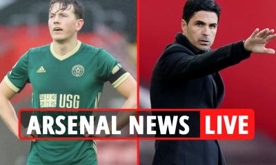 Arsenal interesado en £ 35m Sander Berge, Daniel Ek último, Arteta bajo presión, Gunners DUMPED de Europa League