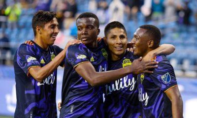 Nueva formación de Seattle Sounders lleva a un buen comienzo en la MLS - The Athletic