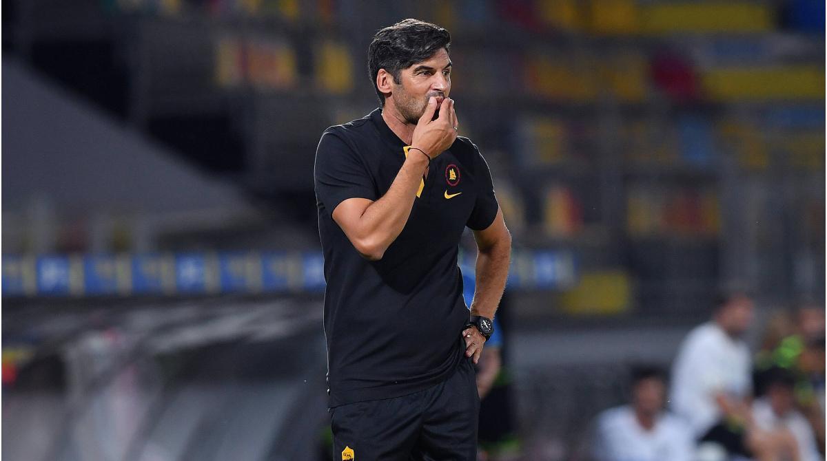 AS Roma: Fonseca se marchará al final de la temporada, ¿le seguirá el ex entrenador del Chelsea, Sarri?