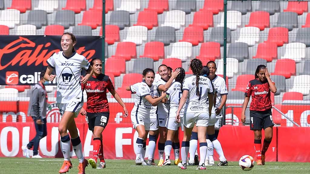 Pumas Femenil: Su mejor marca en torneos cortos; ya conoce rival en liguilla