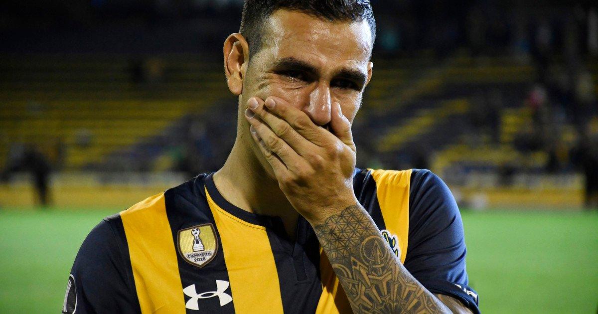 el recuerdo de Herrera de su gol a Newell's