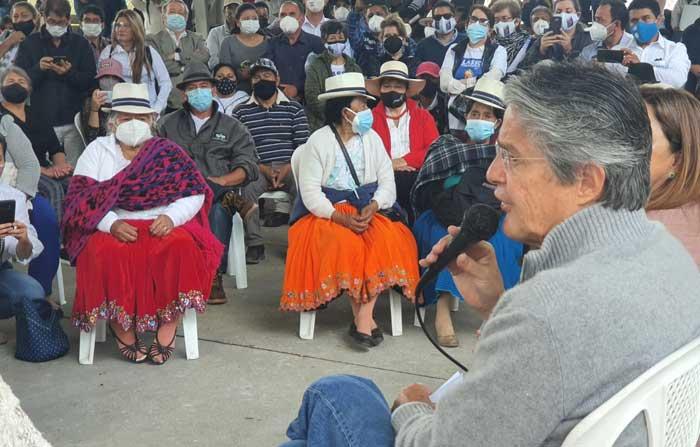 Diálogo con grupos de la sociedad, eje del Gobierno - El Comercio