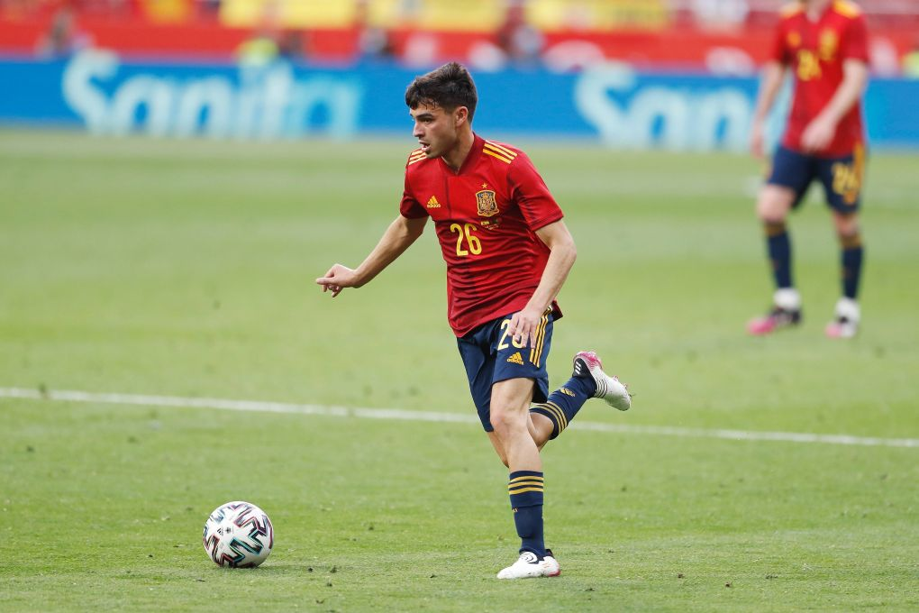 Pedri pide a la afición española que mantenga la fe tras el sorteo de la Eurocopa 2020