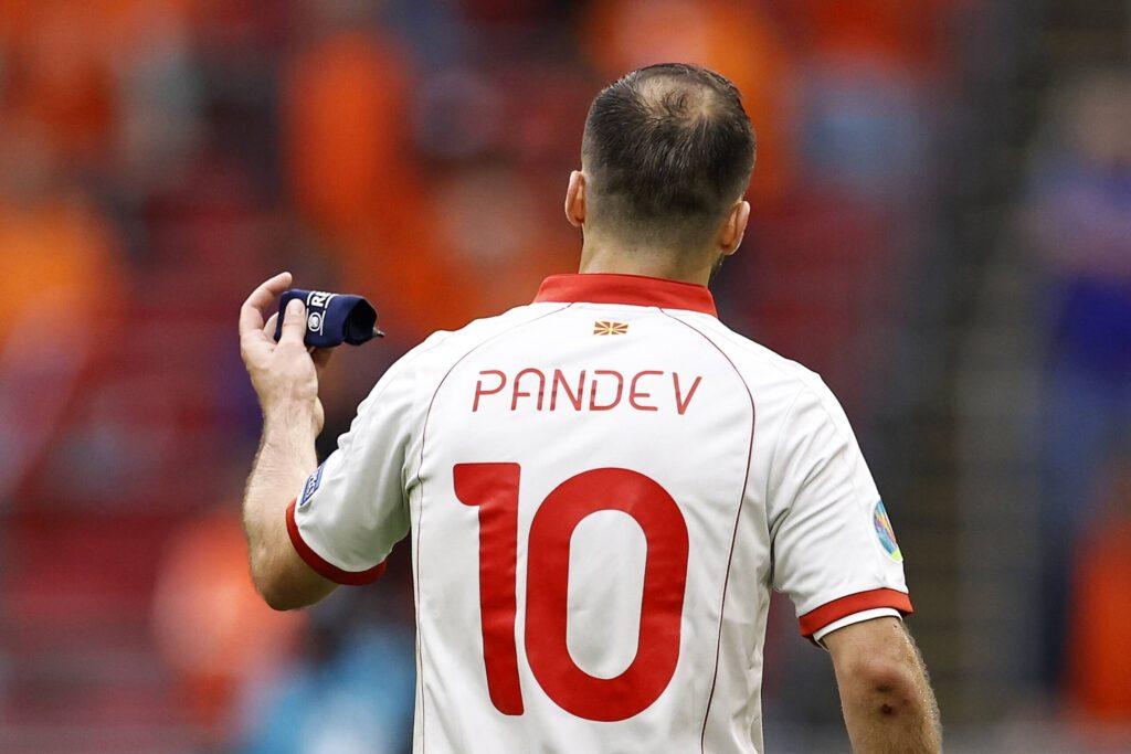 Goran Pandev, entre la retirada o seguir jugando al fútbol