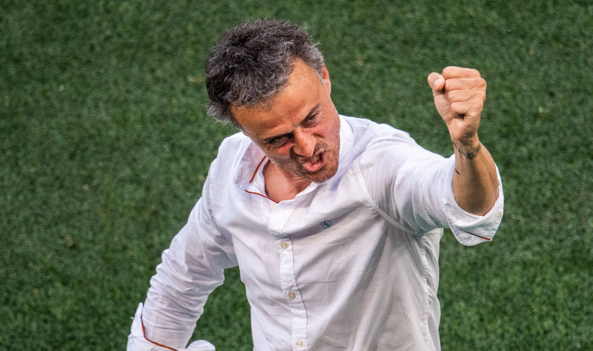 Luis Enrique: Quien quiera vencer a España en la Eurocopa 2020 tendrá que luchar