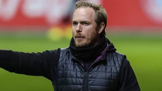 Jonas Eidevall: las mujeres del Arsenal nombran a la jefa del Rosengard como nueva entrenadora