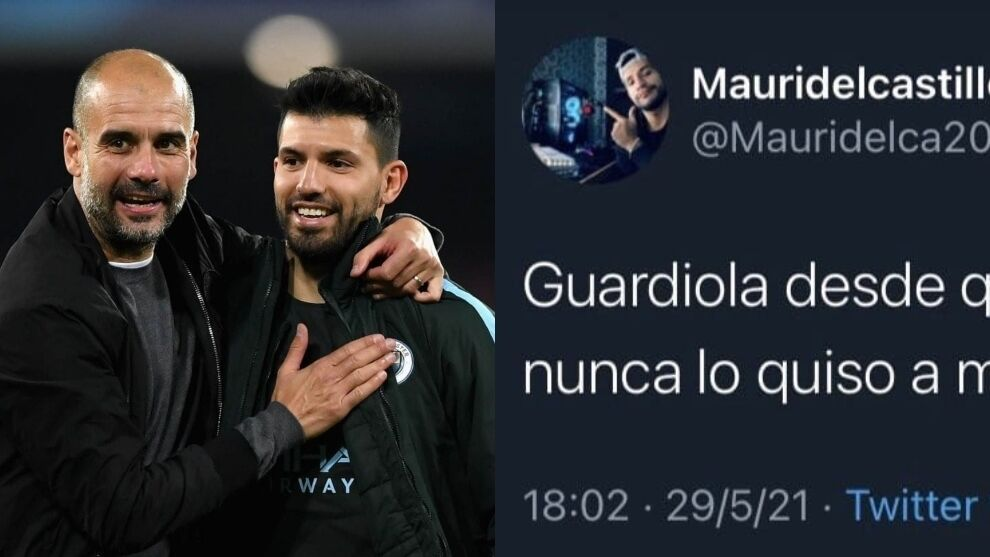 Final de la UCL: la familia de Agüero golpeó a Guardiola: nunca quiso a mi hermano