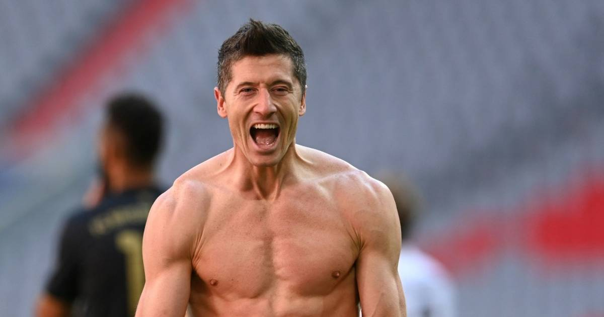 Las estrellas de la Bundesliga eligen a Lewandowski