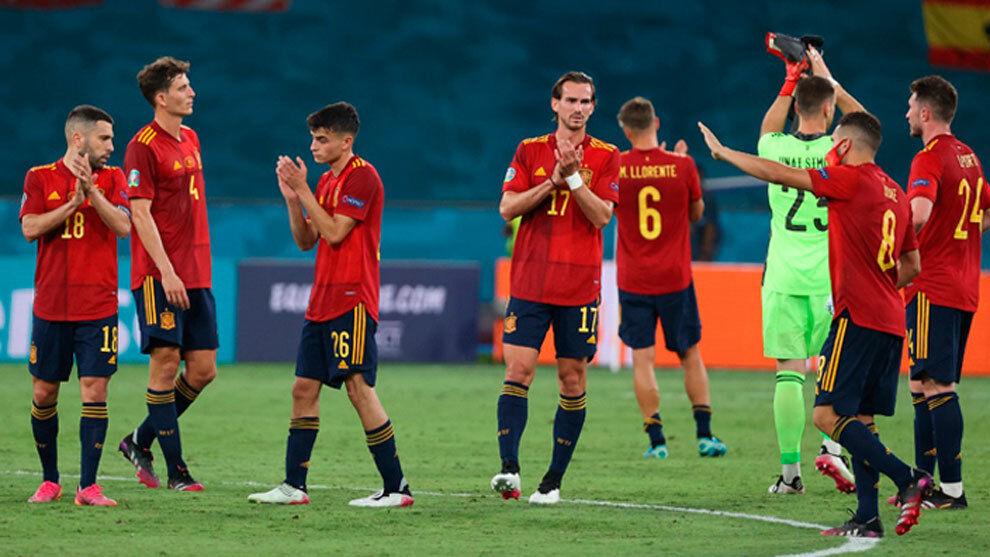 Euro 2021: España puede clasificarse con un empate, si ...