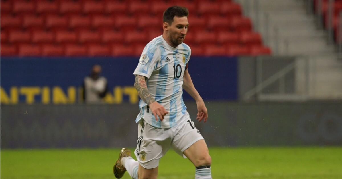 1624327434 lionel messi foto afp 1   Últimas Noticias Futbol Mundial