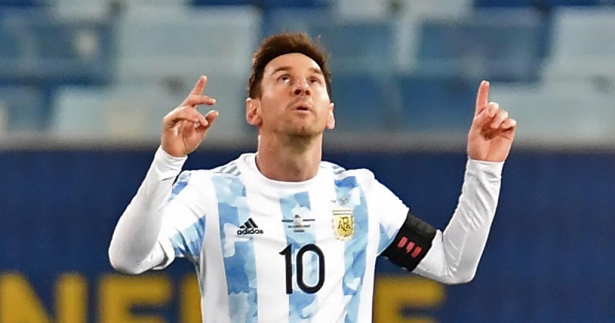 1624954384 lionel messi afp | Últimas Noticias Futbol Mundial