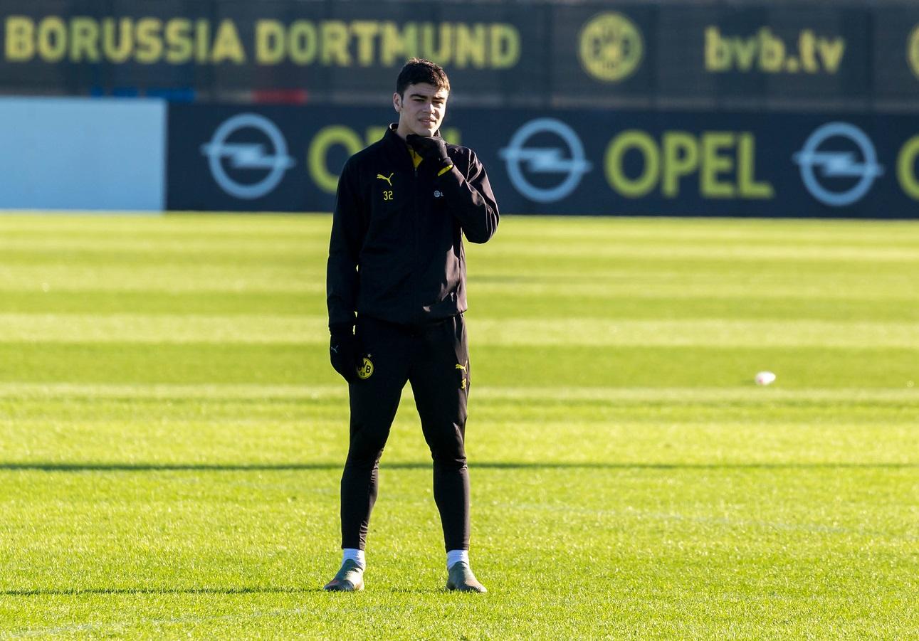 Los mejores goles de Giovanni Reyna para el Dortmund