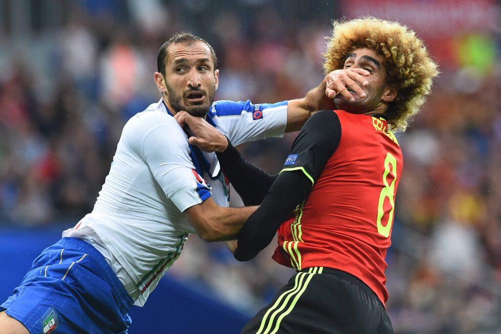 Conte explica cómo Italia puede ganar a Bélgica en la Eurocopa