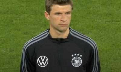 Müller cree que Alemania aún puede 'mejorar considerablemente' a pesar de la victoria de Portugal