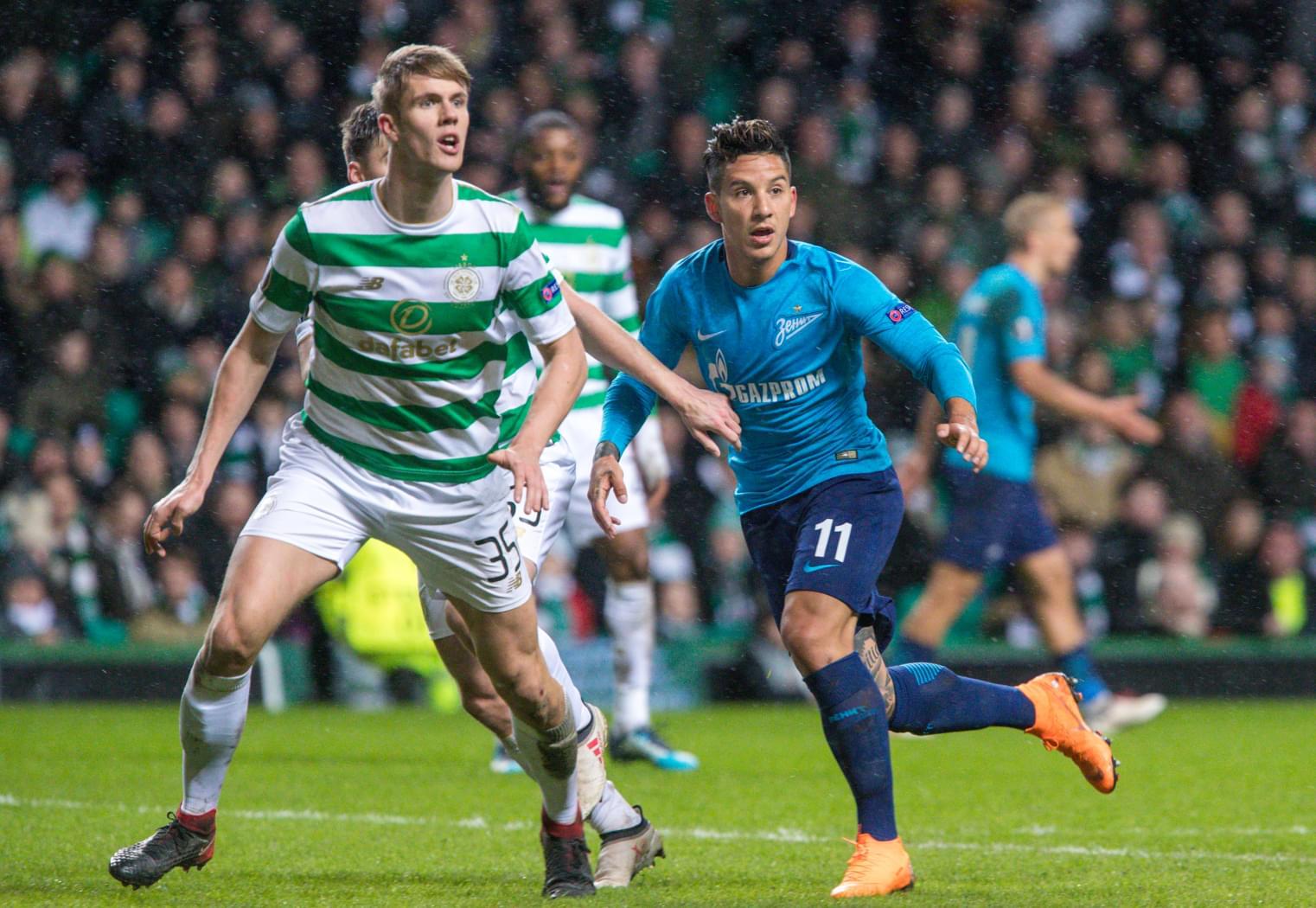 ¿Kristoffer Ajer del Celtic es demasiado caro para el Leverkusen?