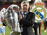¡El regreso de Carlo Ancelotti al Real Madrid está HECHO!  El técnico del Everton SE DEJA por el Bernabéu