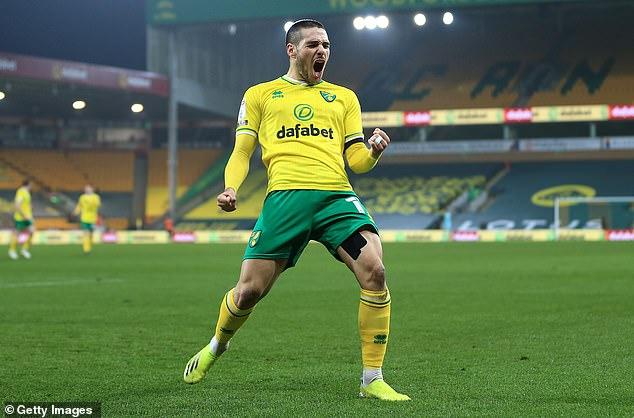 Aston Villa se acerca al récord del club de £ 40 millones en el fichaje de Emiliano Buendia del Norwich City
