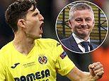Manchester United 'avanza en su intento de fichar al defensa del Villarreal Pau Torres'