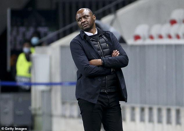Patrick Vieira parece ser nombrado el nuevo hombre a cargo de Crystal Palace para la próxima temporada