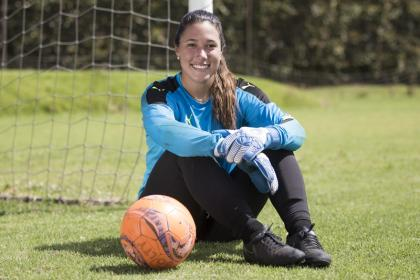 Vanessa Córdoba se convierte en la primera extranjera de club mexicano