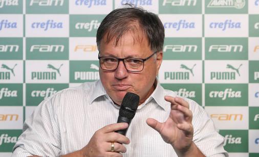 Director habla sobre situación y fichajes de Abel Ferreira en Palmeiras: 'Estamos alineados'