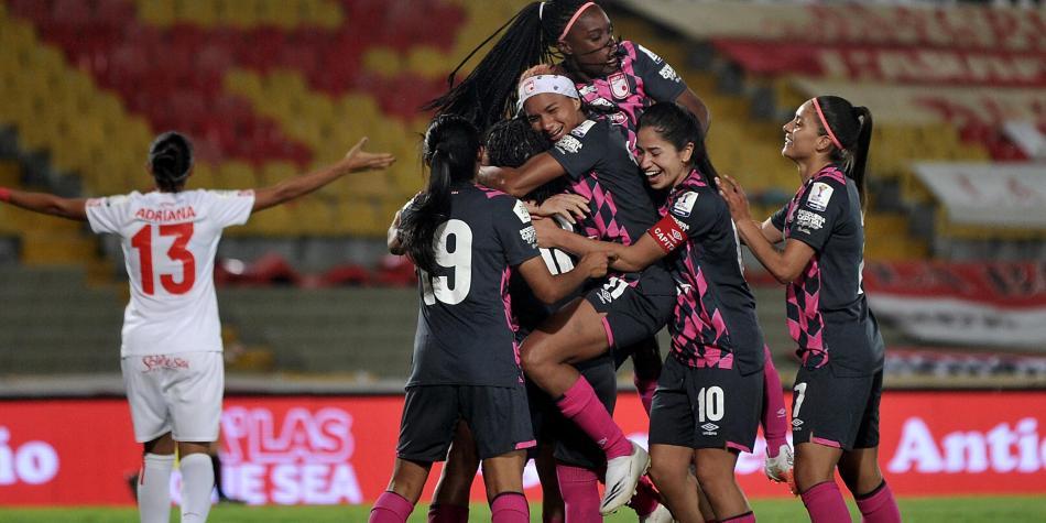 Listo el fixture de la Liga BetPlay Dimayor Femenina 2021