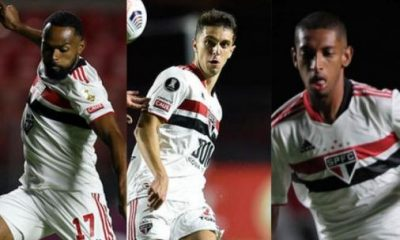 Con lesionado y convocado, São Paulo tendrá cambios en el mediocampo;  ver opciones ante el Atlético-GO
