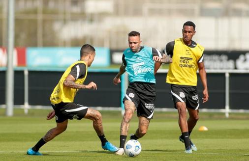 Con Luan de regreso, Corinthians comienza a prepararse para el Majestic
