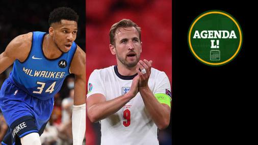 Eurocopa, NBA, Wimbledon ... Descubre dónde ver los eventos deportivos del martes