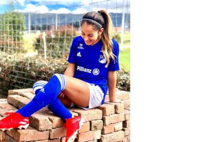 Dura baja para Millonarios: emotiva despedida de Lina Arciniegas