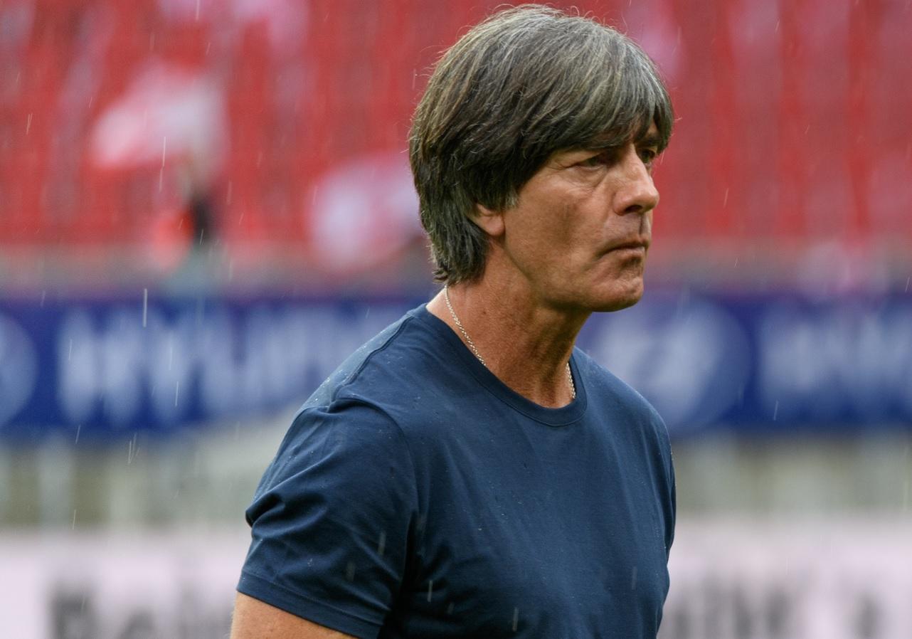 Los jugadores de Alemania no están contentos con la táctica de Löw