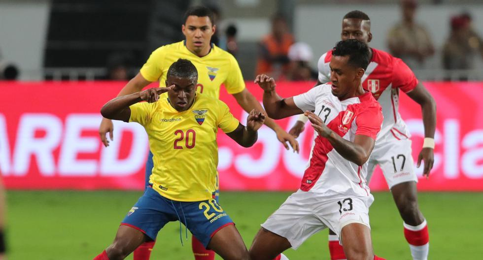 Perú vs. Ecuador: fecha, horarios y canales del partido por las Eliminatorias Qatar 2022