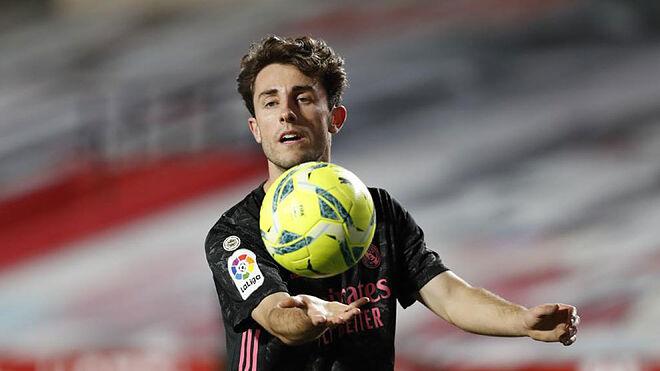 El Milan mira al Real Madrid marginado de Álvaro Odriozola