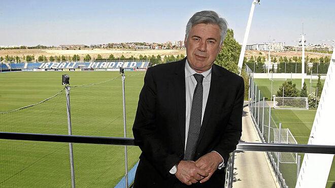 Carlo Ancelotti deja el Everton por el Real Madrid