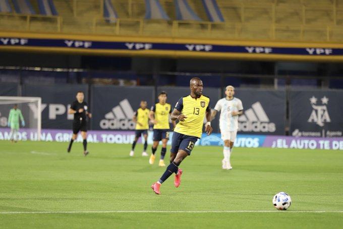 Enner Valencia confiesa la ilusión de La Tri por conseguir un buen resultado ante Brasil (VIDEO)