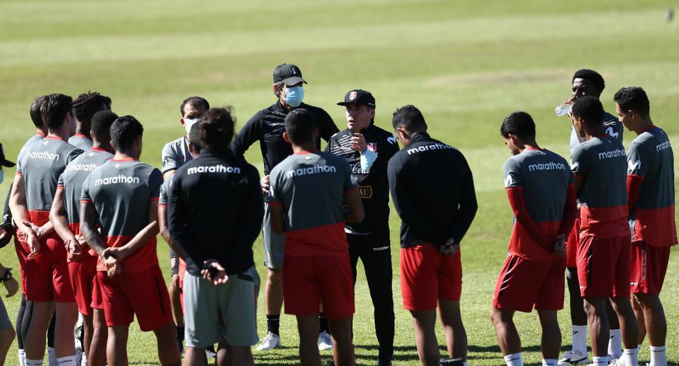 Todos a la orden: así fue un nuevo día de entrenamientos de Perú en la Copa América